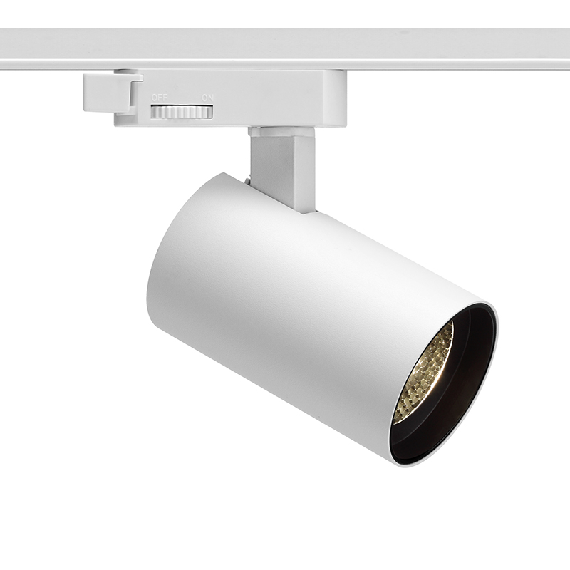 Built-in Driver Round Led Track Light  AT10440