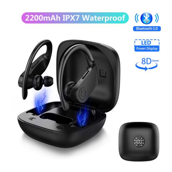 B11 TWS Earbuds Wireless Earphones Bluetooth Headsets