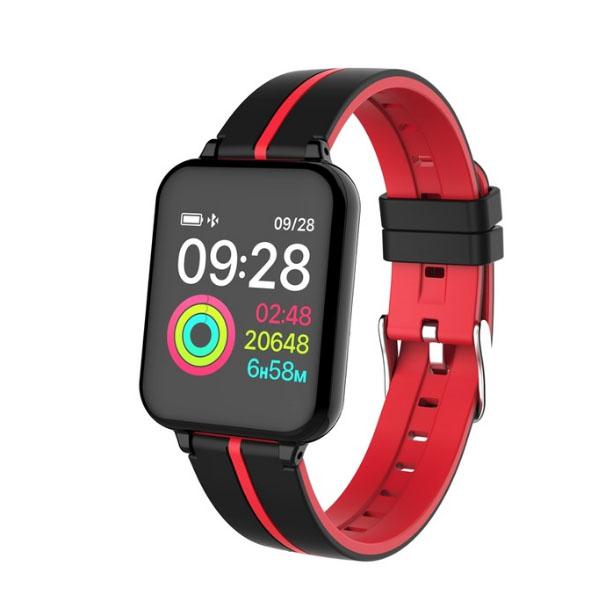 B57 Waterproof heart rate monitor smart watch