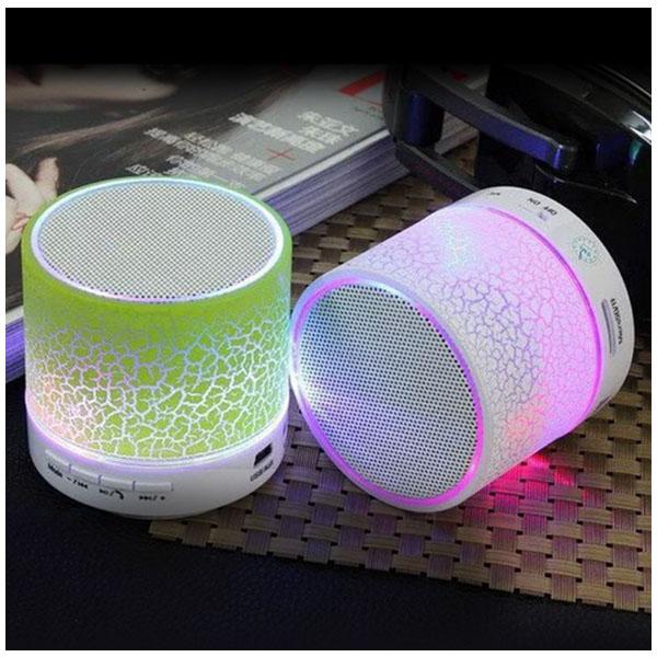 Mini LED Wireless Bluetooth Speaker