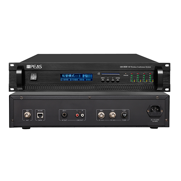 CM-8500 Infrared Wireless Conference System Host