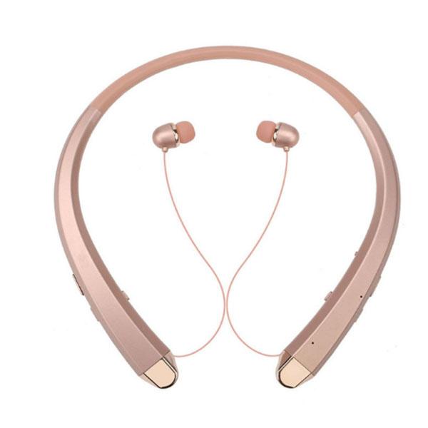 Bluetooth Earphone Sports Neck Halter Stereo In-ear Headset