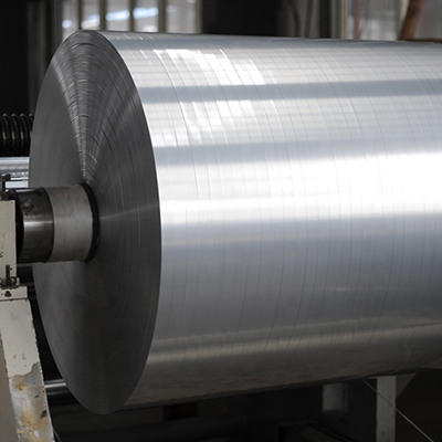 Copolymer Coated Aluminum Tape for Communication Cable Shielding