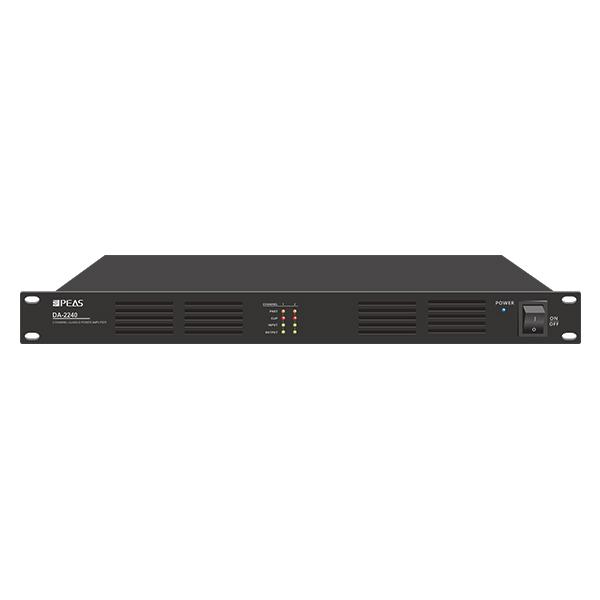 DA-2240  2 Channels 240W Class-D Amplifier