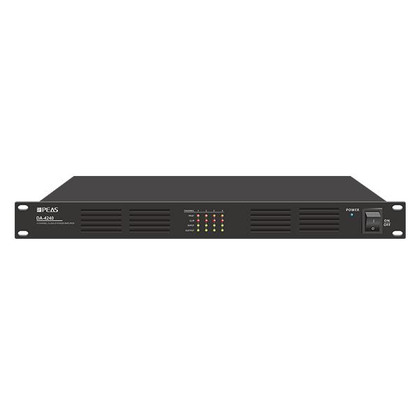 DA-4240 4 Channels 240W Digital Class-D Amplifier