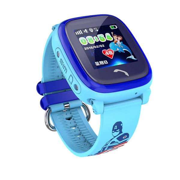 DF25 smart GPS Kids smartwatch