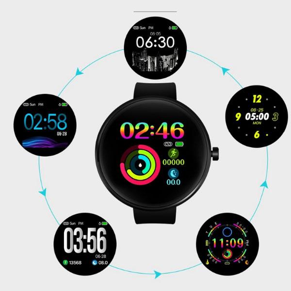 LEMFO DM78 PLUS smartwatch Wearable Device