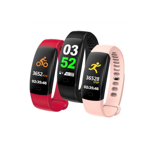 F64 Smart Bracelet Fitness Tracker Wristband