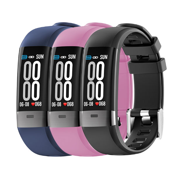 G36 ECG Fitness Trackeing Device Wristwatch