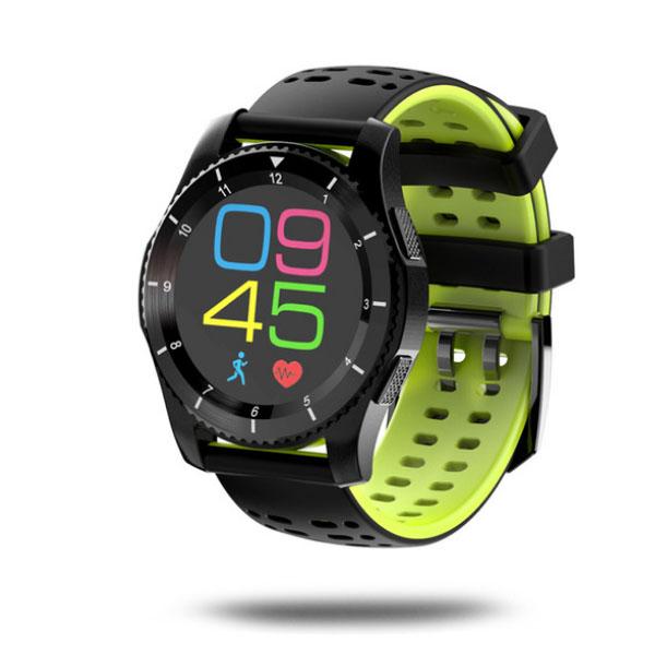 GS8 Wristwatch Bluetooth SmartWatch