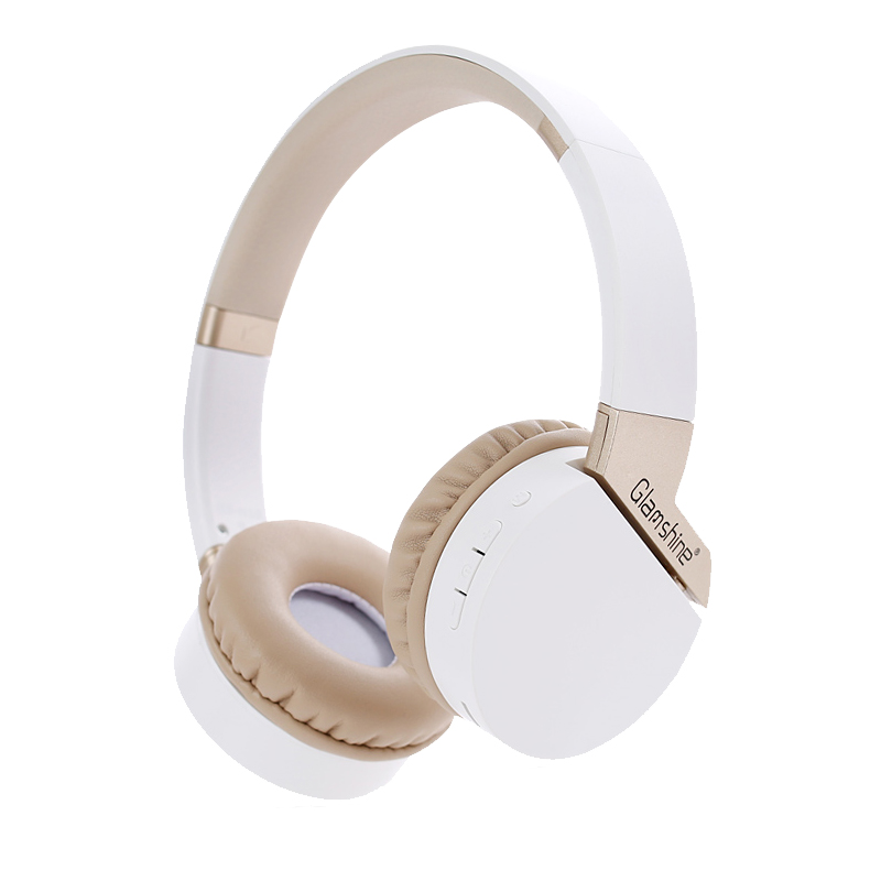 oem stretch  BT v5   bluetooth headsets wireless headphones with build-in mic