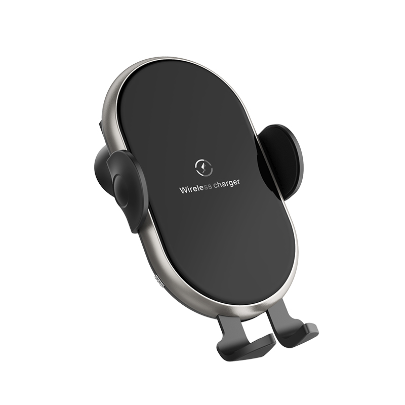 x366 suction mount  auto clip 10W Wireless Car Charger