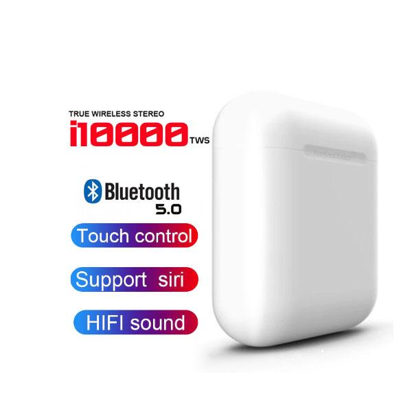 Bluetooth Wireless Earphone Headsets I10000 tws