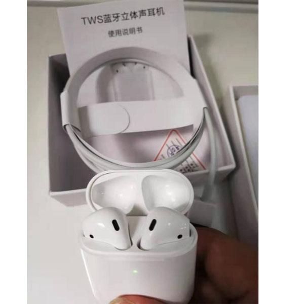 i20000 TWS In-ear Smart Sensor Wireless Earphone