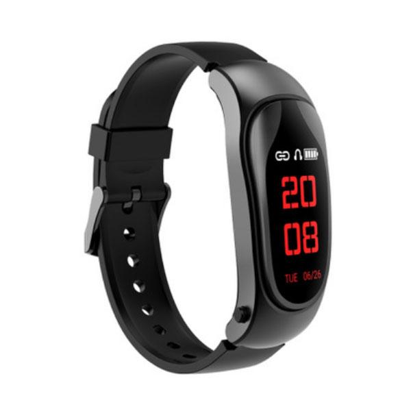 Smart Wristband and earphones 2 in 1 Smart Watch