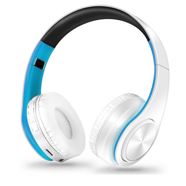 Bluetooth Over Ear Stereo Wireless Headset