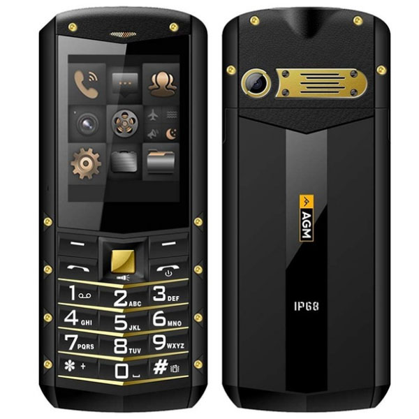AGM M2 Rugged Mobile Phone