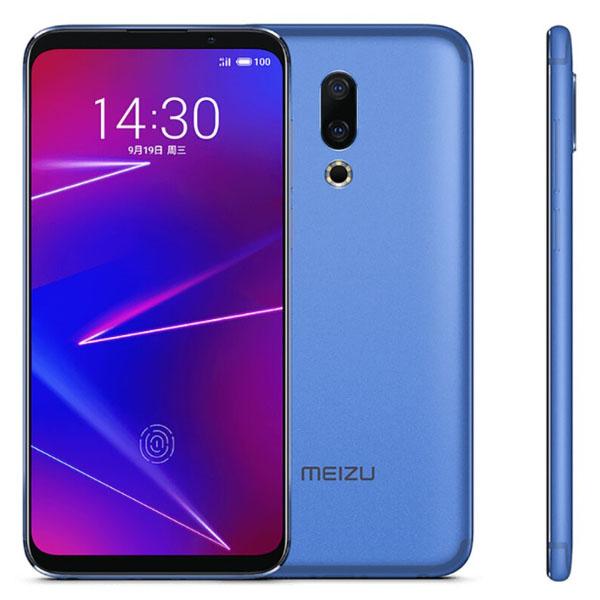 Original Meizu 16 16X Mobile Phone