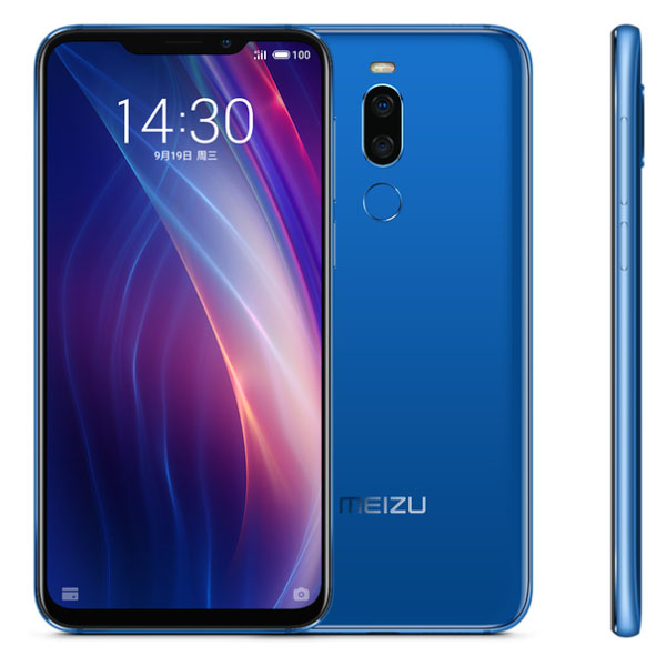 Original Meizu X8 4G LTE Cellphone