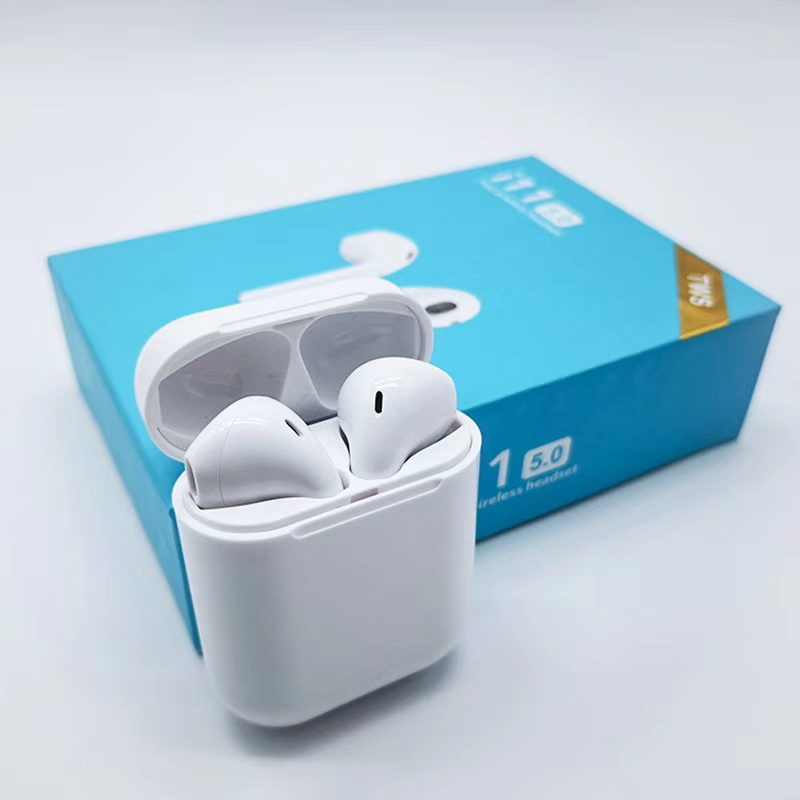 wholesales earbud TWS  ear phone waterproof headphone i11  earphone wireless