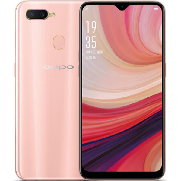 Original OPPO A7 Smart Phone