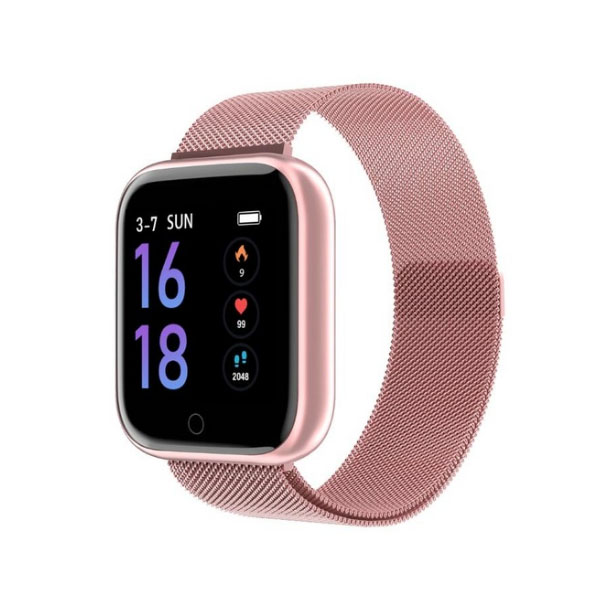 Heart Rate Monitor Fitness Tracker Smartwatch