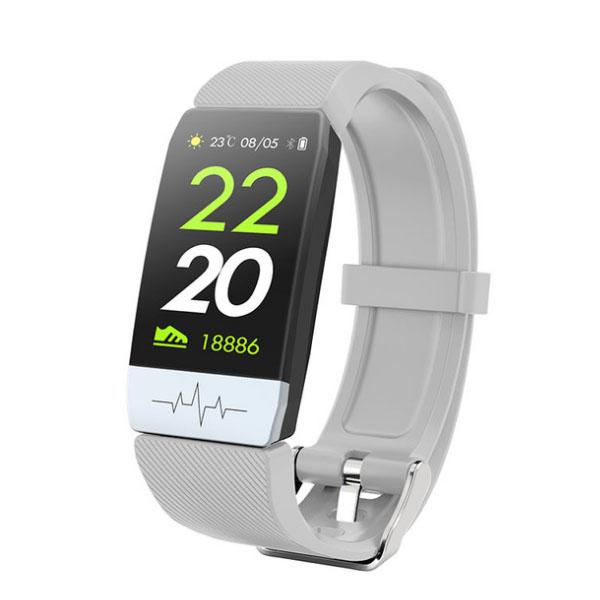 Q1S Heart rate Blood pressure ECG Detection Wristwatch