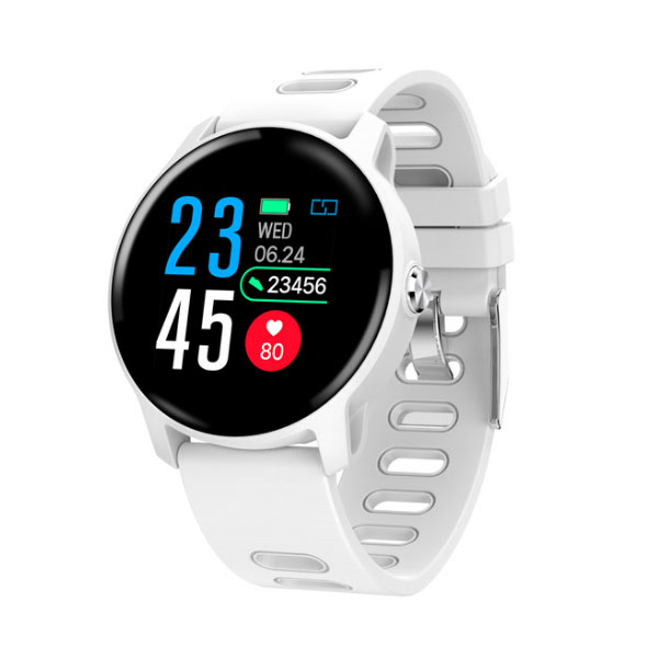 S08 Heart rate Blood pressure Smartwatch