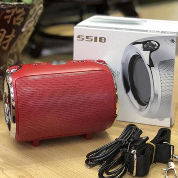Sound speaker Portable Shoulder Bluetooth Speaker
