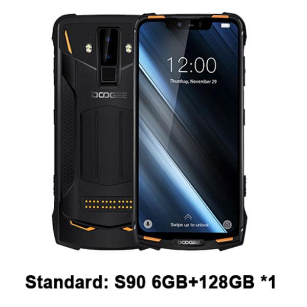 DOOGEE S90 Rugged Shockproof Waterproof Smart Phone