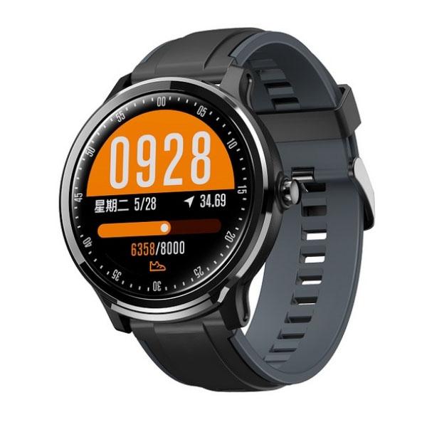 SN80 heart rate monitor Waterproof Smart Wristwatch