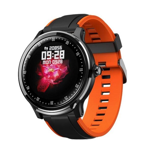 SN80 heart rate monitor smart watch