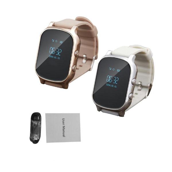 GPS WIFI Tracker Kids Smart Watch
