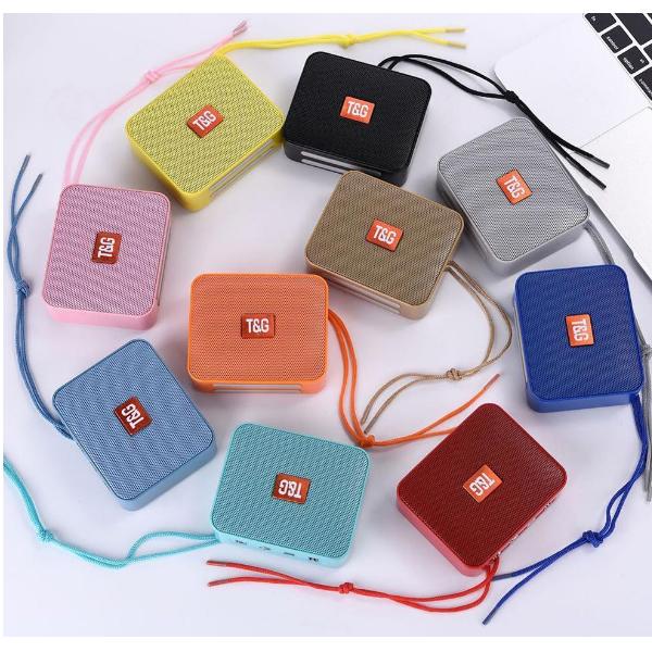 TG166 Portable Wireless Bluetooth Speaker