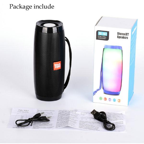 BOOM Box Column Subwoofer Bluetooth Speaker