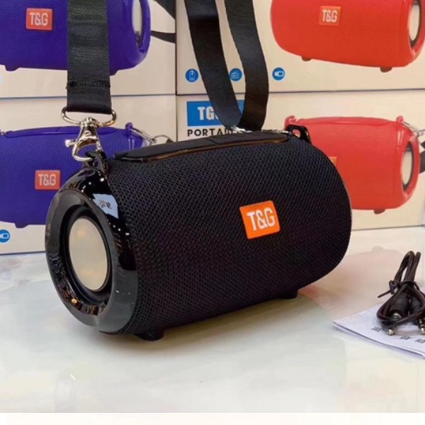TG533 Portable Wireless Stereo Bluetooth Speaker