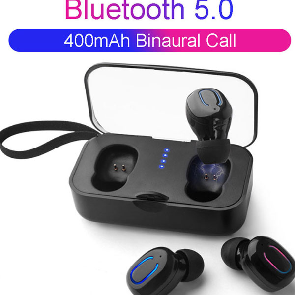 Mini TWS TI8S Bluetooth 5.0 Earphones