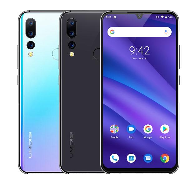 Global Dual 4G UMIDIGI A5 Pro Smartphone