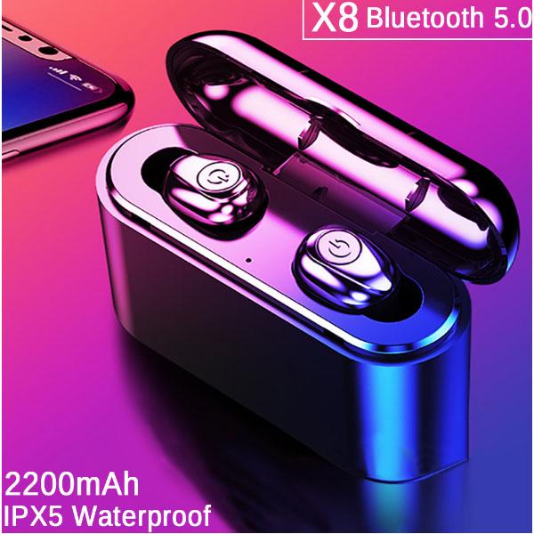 Mini TWS Waterproof X8 Wireless earbuds