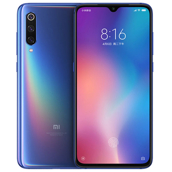 Global Version Xiaomi Mi 9 Cellphone