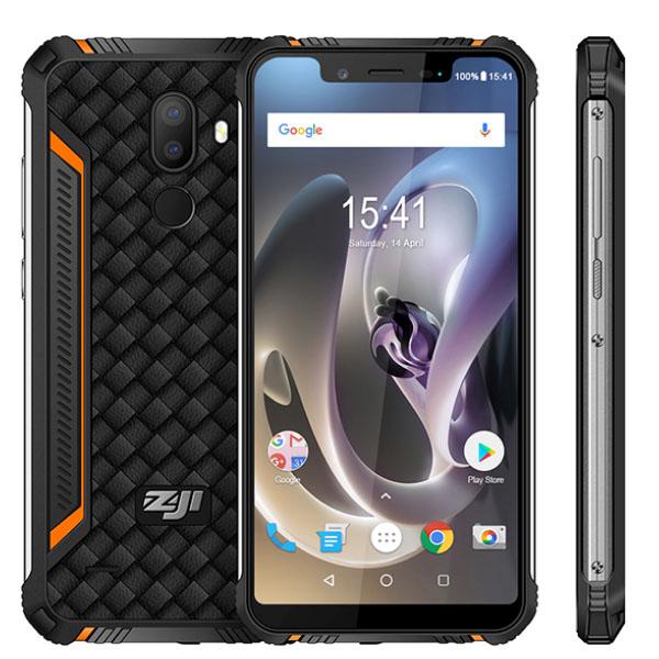 HOMTOM ZOJI Z33 Smart Mobile Phone