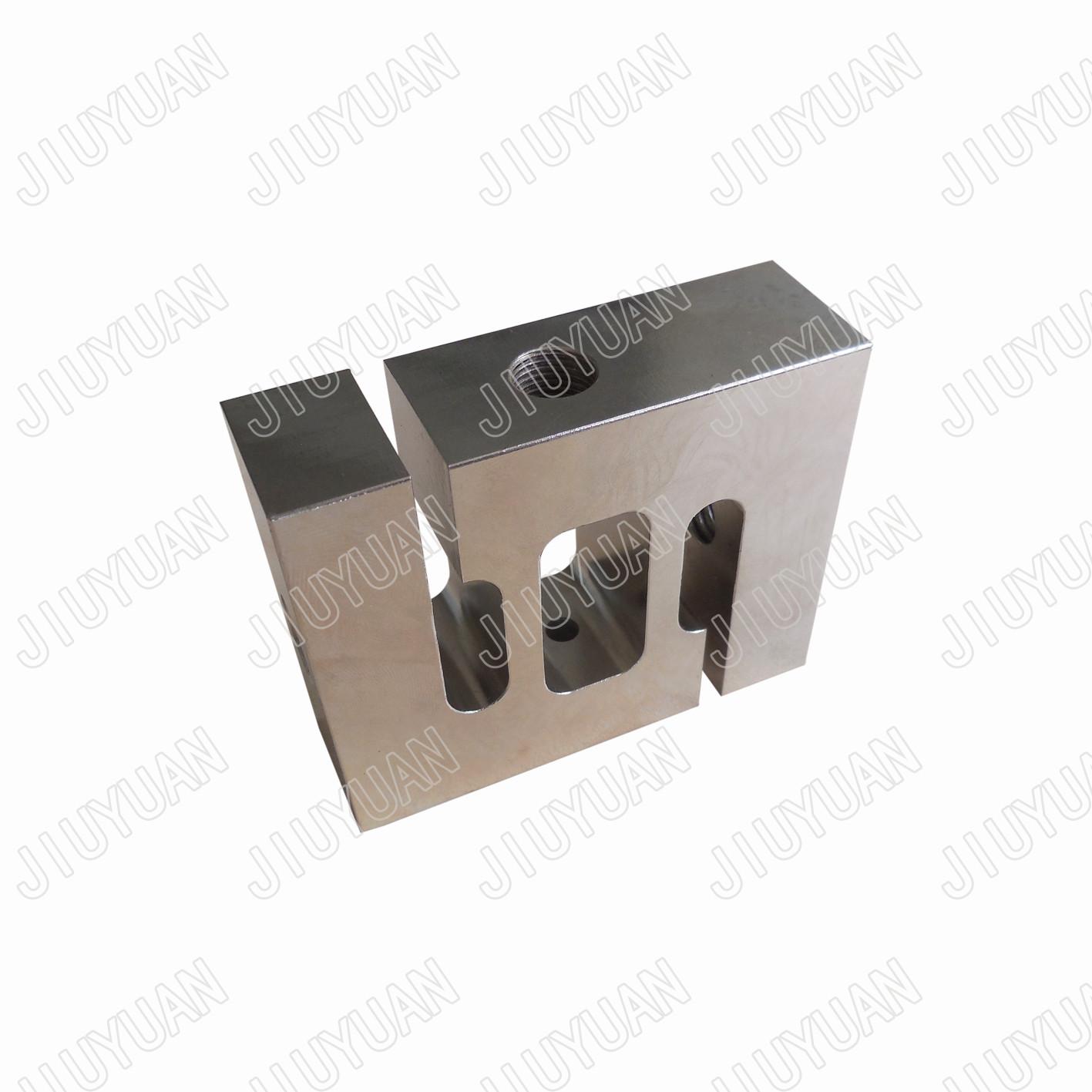 Customized CNC machining steel parts