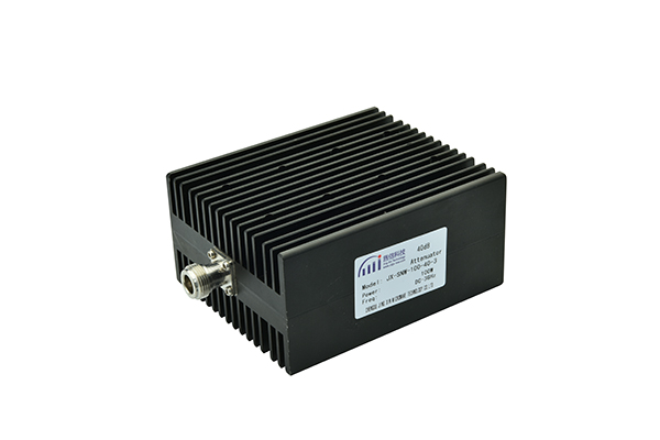 100W Attenuator Operating From DC-3GHz, Available with 3/6/10/15/20/30/40dB JX-SNW-100-XX-3
