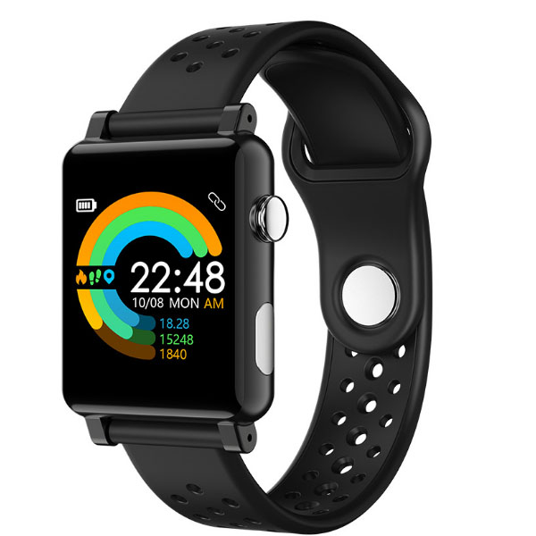 B71 ECG PGG Bluetooth Smart Watch with heart rate monitor