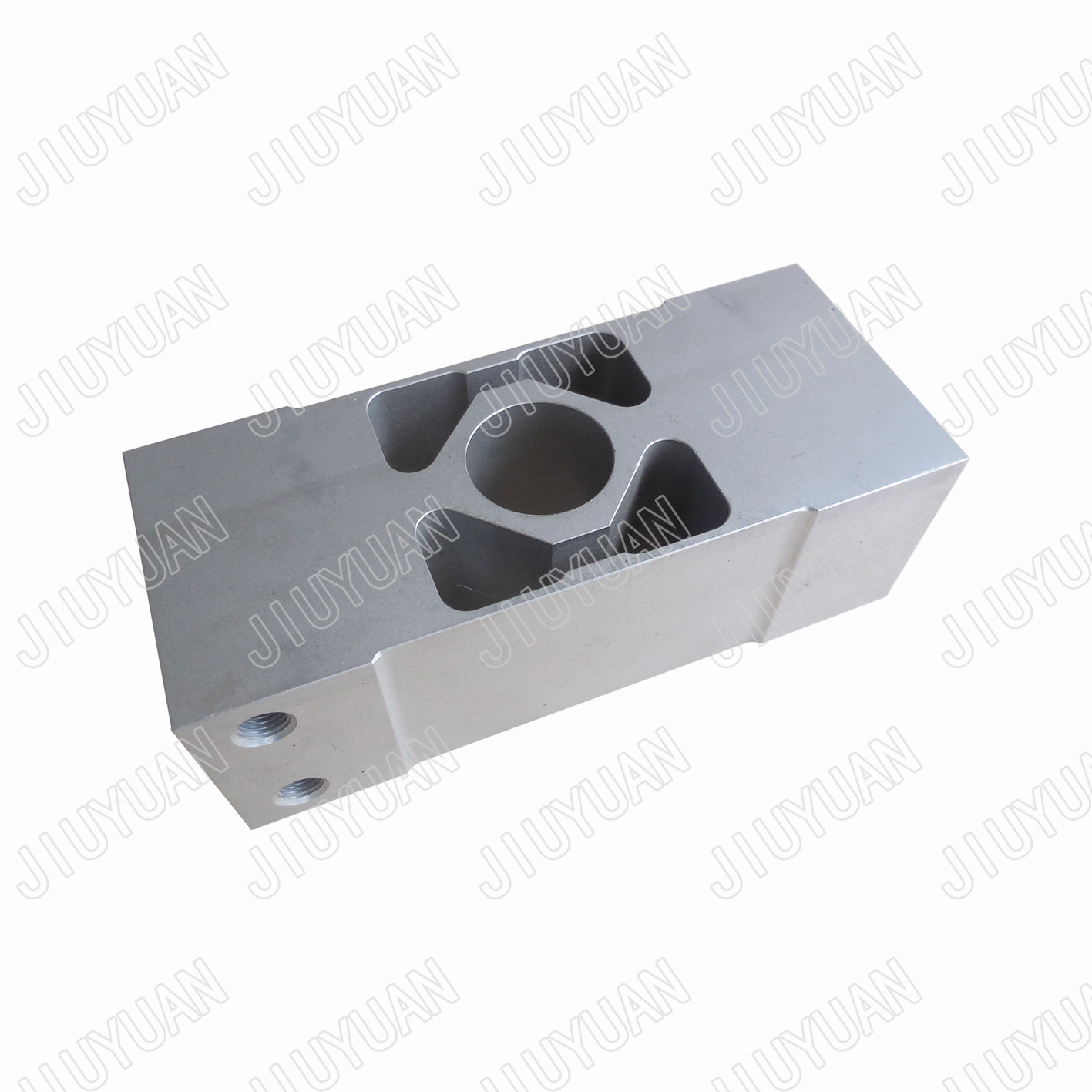 Steel precision CNC machining part
