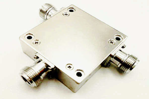 VHF N Connectors Coaxial Circulator Operating From 225-400MHz JX-CT-225M400M-18Sx
