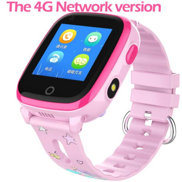 DF33Z Children 4G LTE Smart Watch