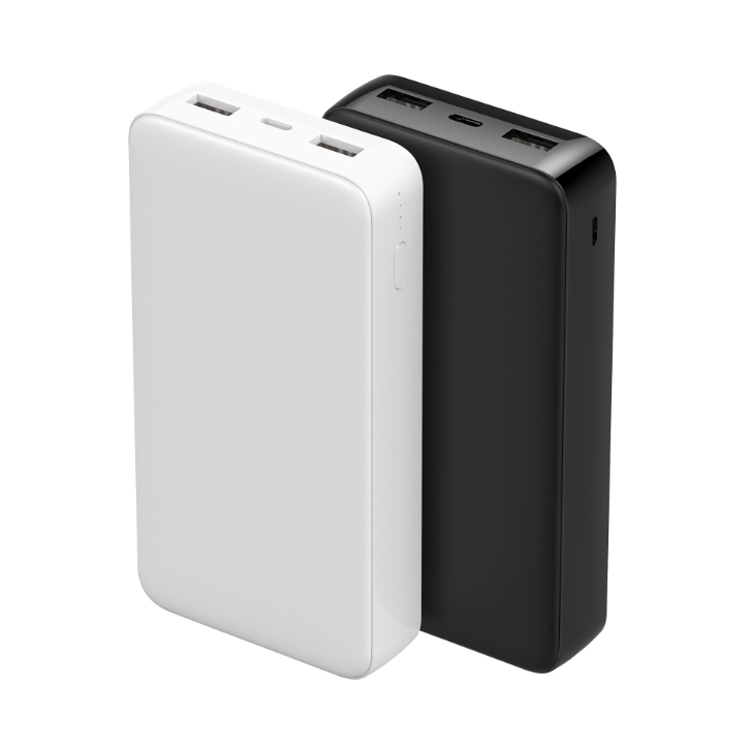2007-5v.2a 20000mah quick charger power bank with over charging protection