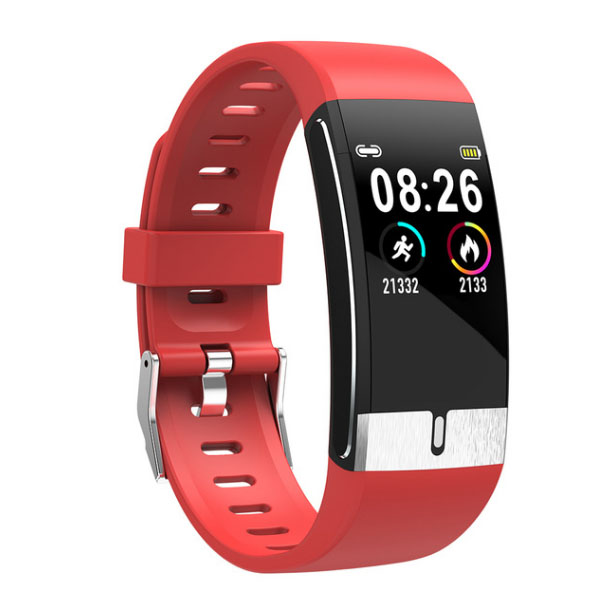 E66 Smart Band PPG ECG Body Temperature Smartwatch
