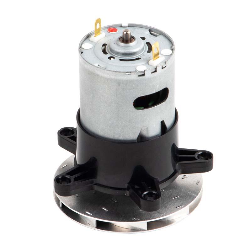customized 12V 24V brushed DC motor manufacturer